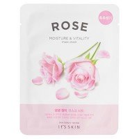 IT'S SKIN The Fresh Mask Sheet - Rose 20g