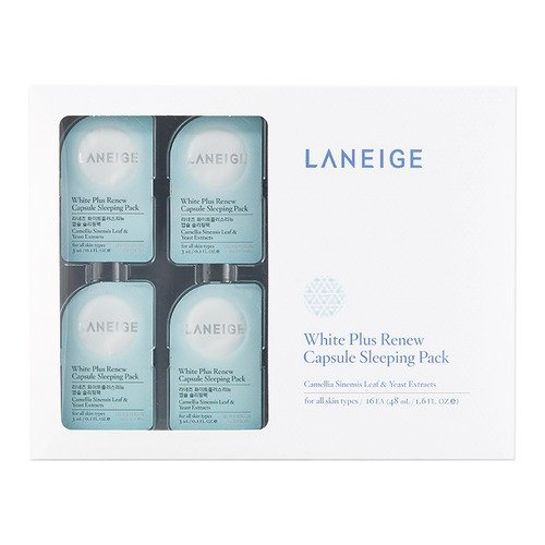 Laneige White Plus Renew Capsule Sleeping Pack (16ea)