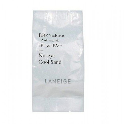 LANEIGE BB Cushion Anti-Aging SPF50+/PA+++ #11 Light Beige (REFILL)