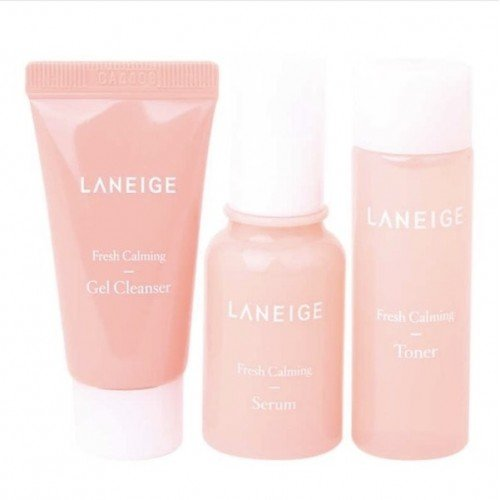 Laneige Fresh Calming Trial Kit - 3 pcs
