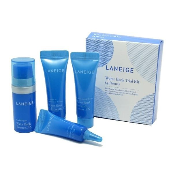 Laneige Water Bank Trial Kit - 4 Items