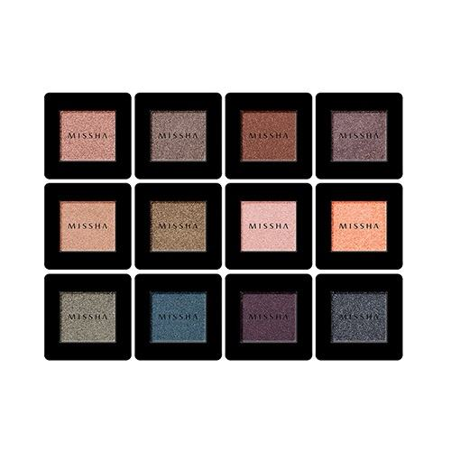 MISSHA Modern Shadow [Glitter] - 13 Colors