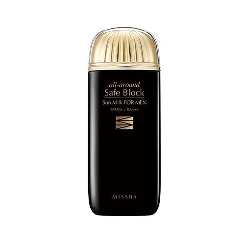 MISSHA All Around Safe Block Sun Milk For Men SPF50 + /PA+++ 40ml