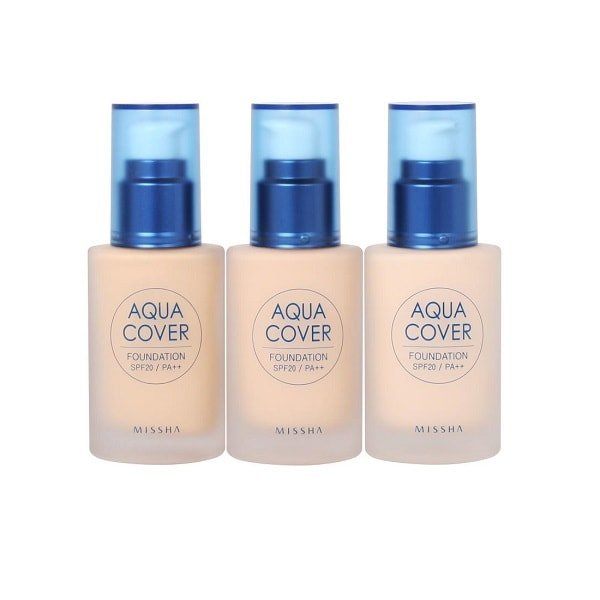 MISSHA Aqua Cover Foundation SPF20/PA ++