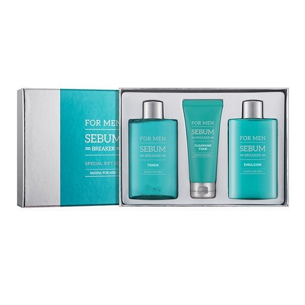 MISSHA For Men Sebum Breaker Special Set 2-Items