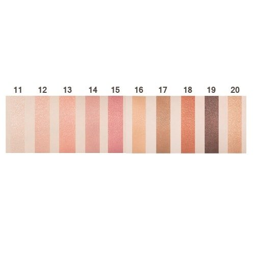MISSHA Modern Shadow Italprism - 25 Colors