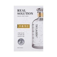 MISSHA Real Solution Tencel Sheet Mask [Wrinkle Care] 1PC