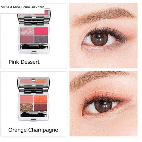 MISSHA Signature Velvet Art Shadow [#31 Orange Champagne]