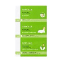 MISSHA Super Aqua Mini Pore 3-STEP Nose Patch 1pack