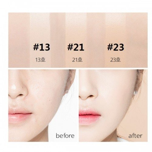 MISSHA The Original Tension Pact Perfect Cover SPF37/PA ++ REFILL