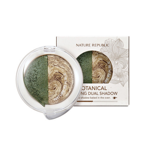NATURE REPUBLIC Olive Cooking Dual Shadow - No.5