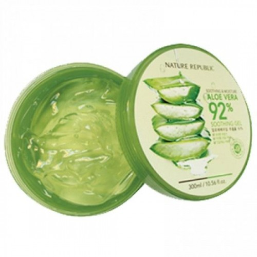 NATURE REPUBLIC Aloe Vera 92 Soothing Gel 300ml