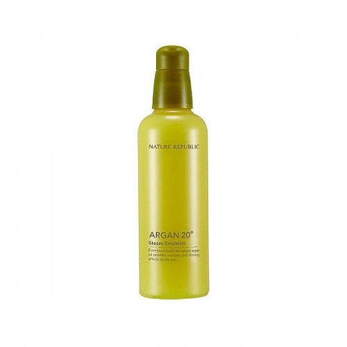 Nature Republic Argan 20º Steam Emulsion 125ml