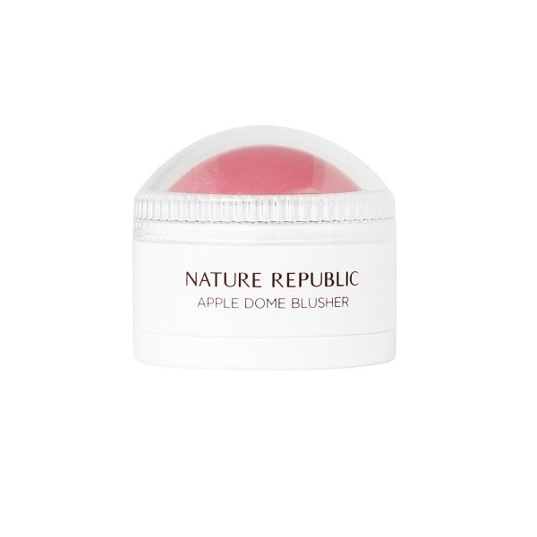Nature Republic Botanical Apple Dome Blusher [No. 1 Pink Apple]