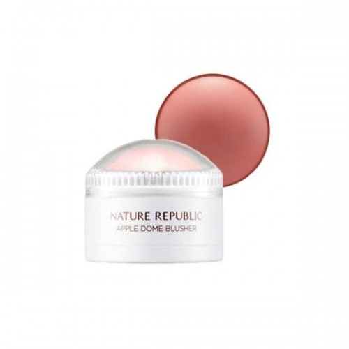 Nature Republic Botanical Apple Dome Blusher [No. 2 Coral Apple]