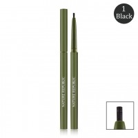Nature Republic Botanical Skinny Auto Eyeliner - 01 Black