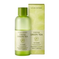 Nature Republic Fresh Green Tea 70 Toner 180ml