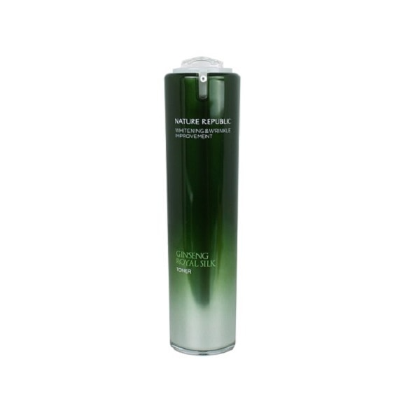 Nature Republic Ginseng Royal Silk Toner (120ml)