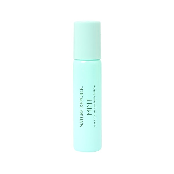Nature Republic Mint Solution Hair Fresh Roll-on 15ml