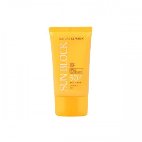 Nature Republic of California Aloe Daily Sunblock SPF50+ PA++