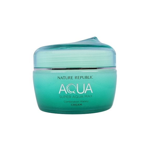 Nature Republic Super Aqua Max Combination Moisture Watery Cream [For Combination] 80ml
