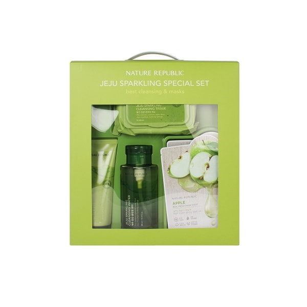 Nature Reserve Jeju Sparkling Best Seller Special Set