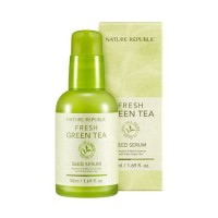 NATURE REPUBLIC Fresh Green Tea Seed Serum (50ml)