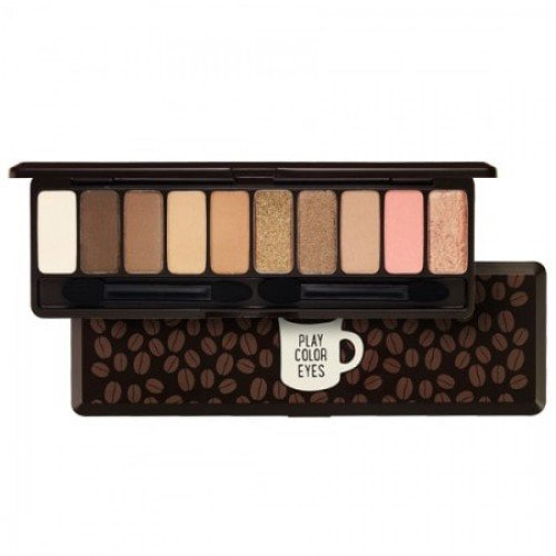 ETUDE HOUSE Play Color Eyes #The Café