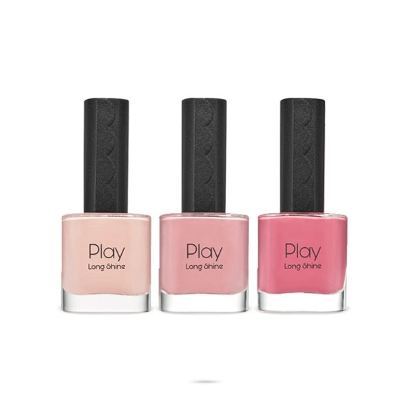 ETUDE HOUSE Play Long Shine Nail [#6 Lingerie Nude]