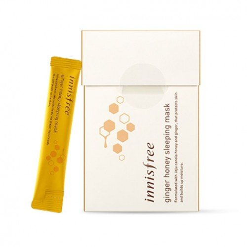 INNISFREE Ginger Honey Sleeping Mask (4ml*15ea)
