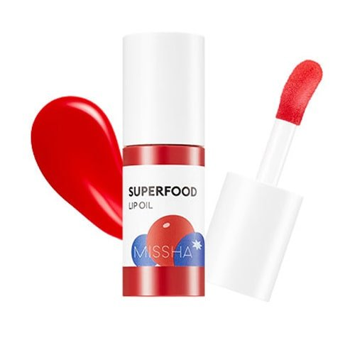 MISSHA Superfood Barry Lip Oil