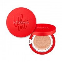 MISSHA Velvet Finish Cushion (SPF50+ PA+++) 23 Neutral Medium Beige