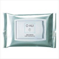 O HUI Clear Science Tender Cleansing Sheet 60 Sheets