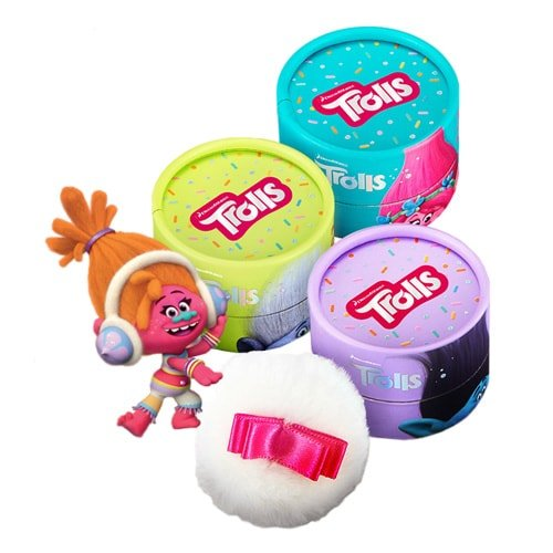 The Face Shop Pastel Cushion Blusher Troll Edition [#2 Coral]