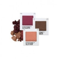 Tony Moly Eyetone Single Shadow Shimmer Type