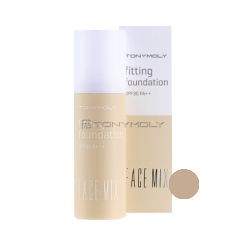 Tony Moly Face Mix Fitting Foundation SPF30/PA++ (2 Colors)