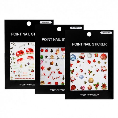 Tony Moly Point Nail Sticker (4 Types)