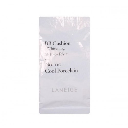 LANEIGE BB Cushion Whitening SPF50+/PA+++  #11 Porcelain (REFILL)