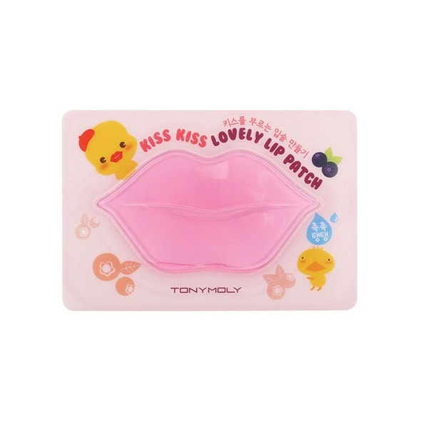 Tony Moly Kiss Kiss Lovely Lip Patch (10g)