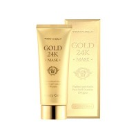 TONY MOLY Luxury Gem Gold 24K Mask 100ml