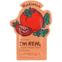 Tony Moly I'm Real Tomato Mask Sheet (10 Sheets) [21ml*10]