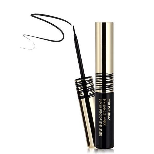 Tony Moly Perfect Eyes Super Proof Eyeliner - 2 Colors (6ml)