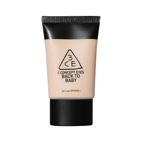 3CE  Back To Baby BB Cream 30ml
