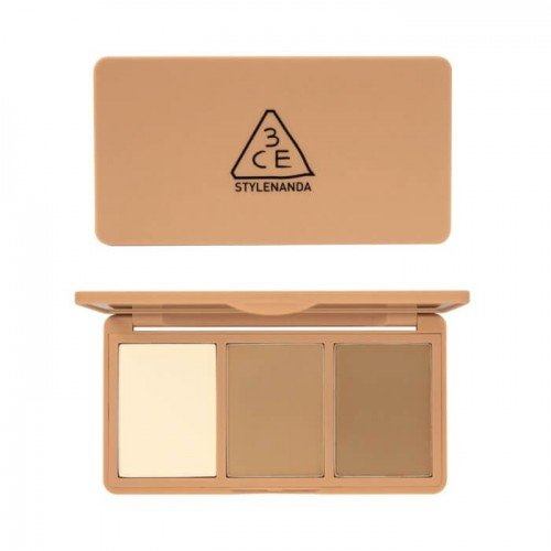 3CE  Face Contour Tuning Palette [#Tawny]