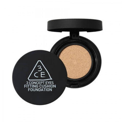 3CE  Fitting Cushion Foundation [#1 Bright Coverage]