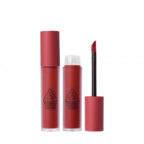 3CE Soft Lip Lacquer [#Perk Up]