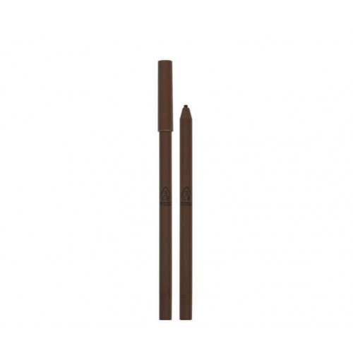 3CE Super Slim Waterproof Eye Liner [#Deep Brown]