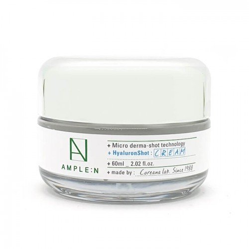 COREANA AMPLE:N Moisture Hyaluron Shot Cream 60ml