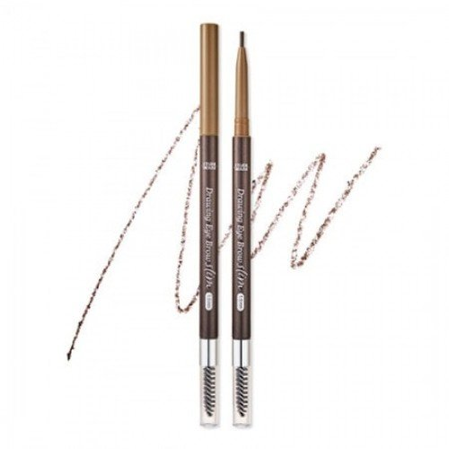 Etude House Drawing Slim Eyebrow 1.5mm [#2 Natural Brown]