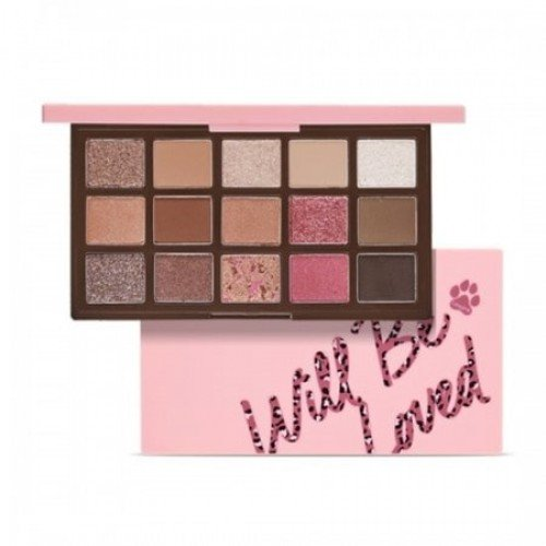 Etude House Play Color Eye Palette Will Be Loved  [Leo Pink ]